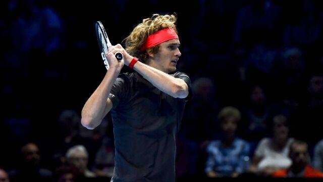 Alexander Zverev wyeliminował Rogera Federera w półfinale