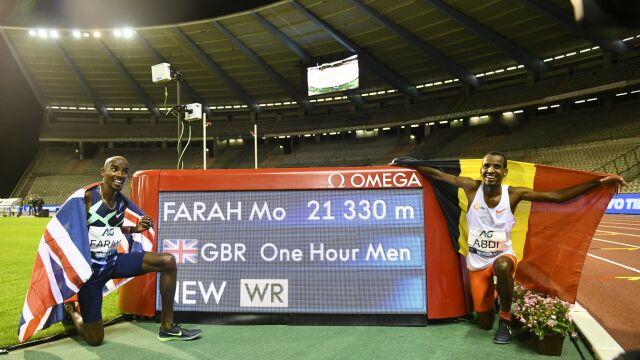 Brytyjczyk z rekordem świata, Polka z pierwszą wygraną