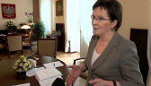 Trzaskowski: całe expose jest dziełem premier Kopacz