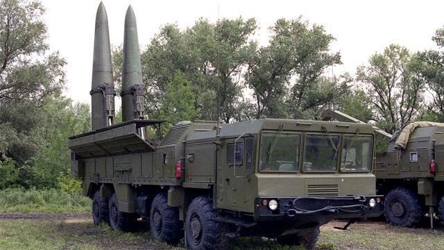 Rosja straszy Iskanderami.  Pociski tuż przy granicy z Polską