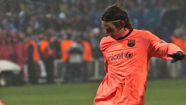 Zlatan z Barceloną nie zagra, ale i tak podgrzewa atmosferę