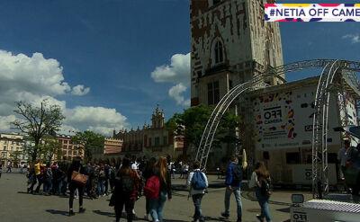 Alicja Myśliwiec o Festiwalu Netia Off Camera