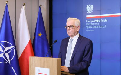 Czaputowicz o wydaleniu rosyjskich dyplomatów przez państwa