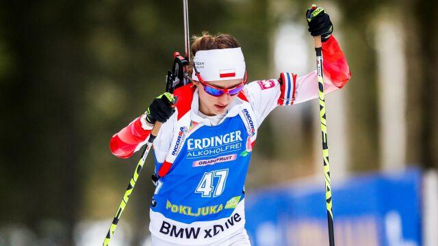 """Polscy biathloniści przygotowują się na Pekin. """"Wszystko zgodnie z planem"""""""