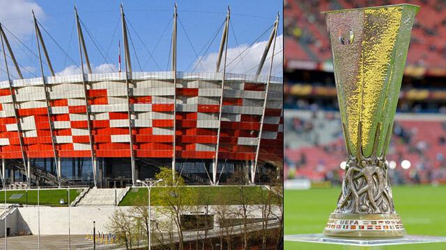Mamy finał Ligi Europy! Po Turynie Warszawa i Stadion Narodowy