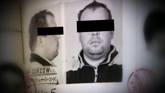 Bandyta na policyjnym holu. Reportaż, cz. II