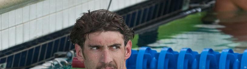 Michael Phelps szczerze o swojej depresji.