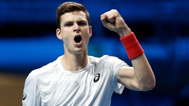 Hurkacz w nowej roli w Australian Open