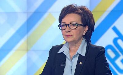 Szefowa gabinetu politycznego premiera o strajku w Centrum Zdrowia Dziecka