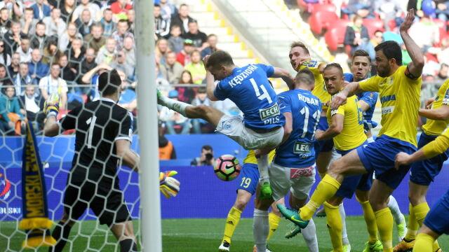 Sensacja na Stadionie Narodowym. Arka Gdynia z Pucharem Polski