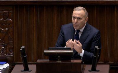 Grzegorz Schetyna: kończycie kabaretem