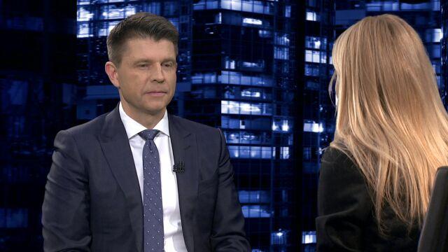 Petru po przegranych wyborach na lidera partii