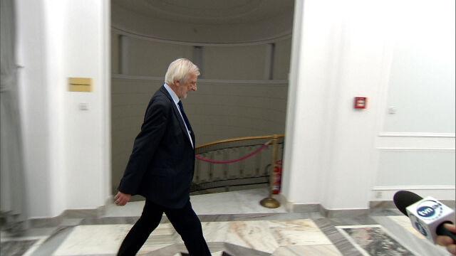 19.12.2017 | Niewygodne zeznania marszałka Terleckiego. Politycy PiS krytykują sędziego