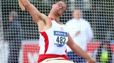 Maciej Sochal bez medalu i rekordu świata. Niesamowity wynik Chińczyka