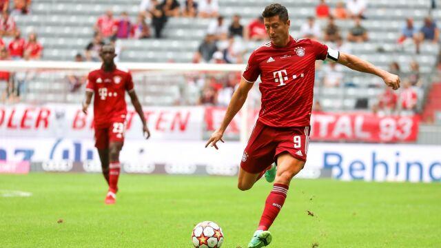 Kolejny mecz Bayernu bez Lewandowskiego