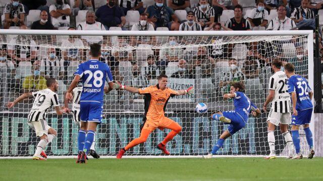 Dramatyczna forma Juventusu. Beniaminek zwyciężył w Turynie