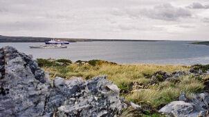 Argentyna protestuje przeciw brytyjskim manewrom na Falklandach