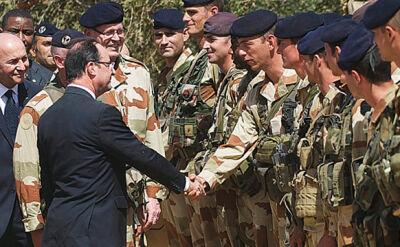 Jagielski: za Francuzami sukces wojskowy, pora na stabilizację