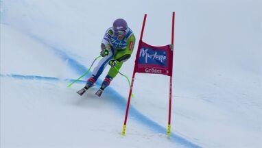 Stuhec najszybsza także w supergigancie w Val Gardenie