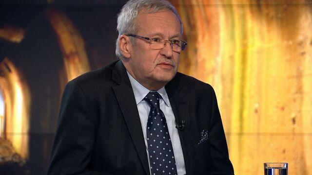 Janusz Steinhoff: najważniejsze jest życie i zdrowie górników