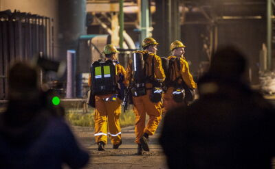 Pięć osób zginęło w katastrofie górniczej w Karwinie