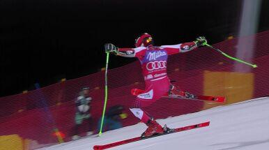 Marcel Hirscher wygrał gigant równoległy w Alta Badia