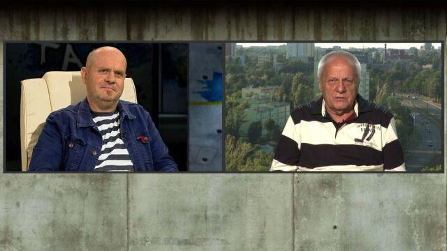 Stefan Niesiołowski i Roman Kurkiewicz w Tak jest