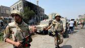 Danecki: Egipskie wojsko czasem nie powinno się włączać