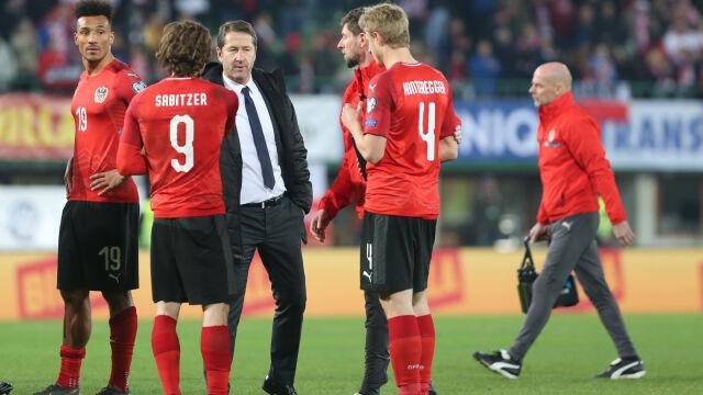 """Austriacy rozczarowani. """"Przegraliśmy bardzo niezasłużenie"""""""