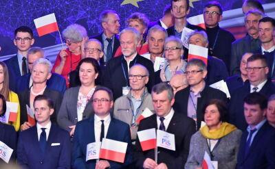 Kaczyński: idziemy drogą ku sprawiedliwej Polsce