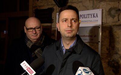 Zarząd PO przyjął propozycje kandydatów do PE. Kosiniak-Kamysz i Kierwiński komentują