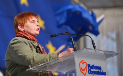 Ochojska o swojej kandydaturze do europarlamentu