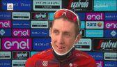 Daniel Martin po 17. etapie Giro d'Italia