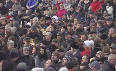 Ukraińcy czekają na wyniki szczytu normandzkiej czwórki