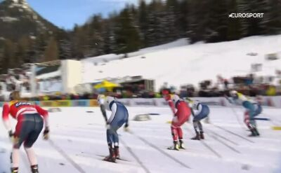 Linn Svahn wygrała sprint w Davos