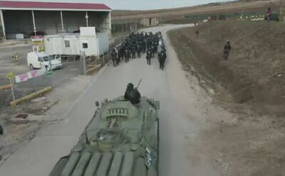 Ćwiczenia KFOR pod dowództwem NATO w Kosowie