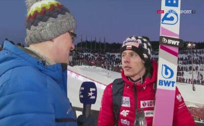 Latanie w Vikersund nagrodą po trudnym sezonie