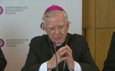 Abp Jędraszewski: Kościół musi być nieskazitelny, stanowczy w piętnowaniu zła