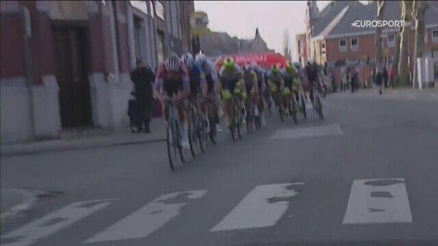 Tim Merlier wygrał wyścig Le Samyn
