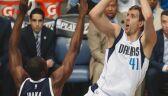 Dirk Nowitzki rozegrał 1500 meczów w NBA