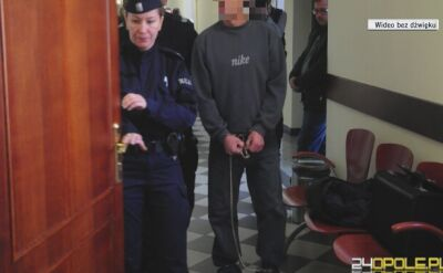Mężczyźni na ławie oskarżonych za brutalne morderstwo
