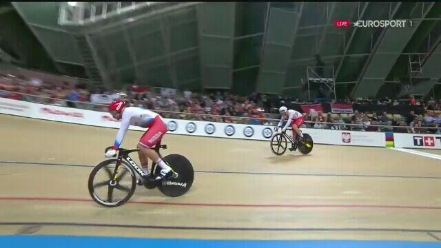 Rudyk awansował do półfinału sprintu