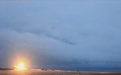 Rosyjska rakieta Buriewiestnik