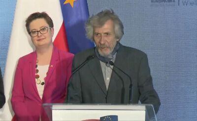 Marek Kossakowski o przystąpieniu Zielonych do Koalicji Europejskiej