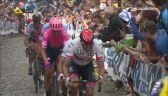 Moment, który zdecydował o losach wyścigu dookoła Flandrii