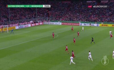 Hat trick Glatzela i remis Heidenheim z Bayernem