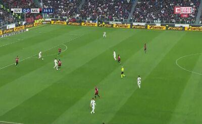 Krzysztof Piątek strzelił gola Juventusowi