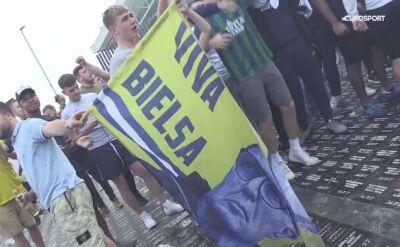 Wielka radość kibiców Leeds United po awansie do Premier League