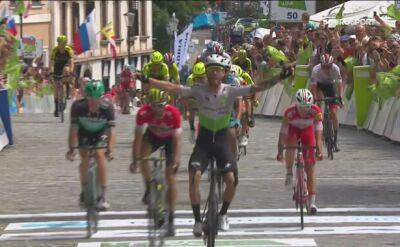 Ostatni etap dla Giacomo Nizzolo, wyścig dla Diego Ulissiego