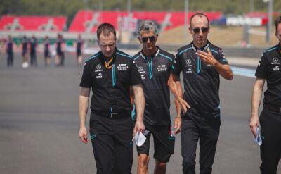 Robert Kubica w GP Francji